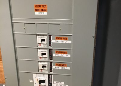 Industrial Circ Brd Panel Install
